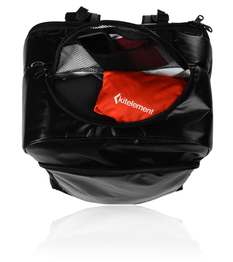 kitelement - travel bag - re pack handy pocket