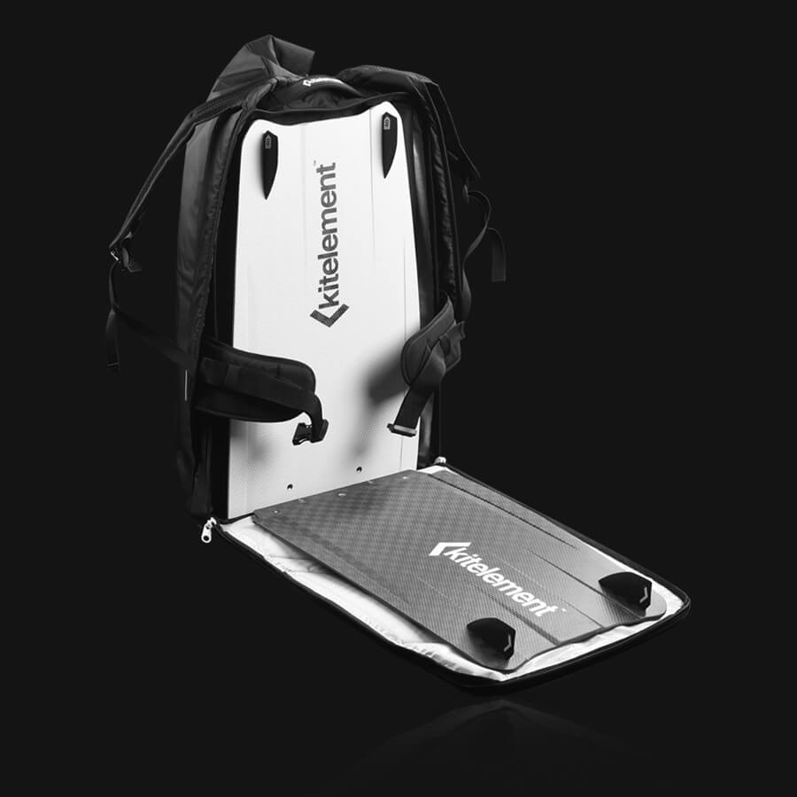 repack split kiteboard backpack for split kiteboard